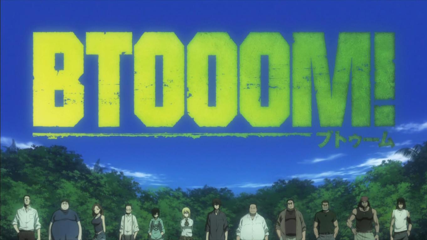 Danganronpa: The Animation Btooom!