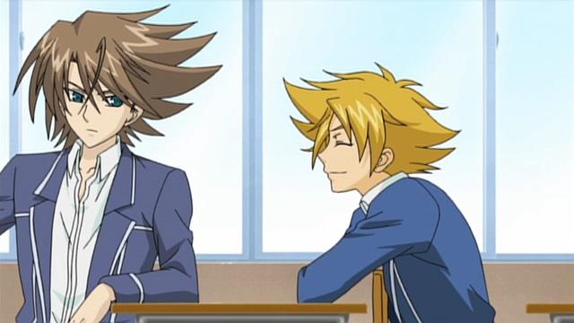 Cardfight!! Vanguard miwa and kai