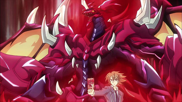 Cardfight!! Vanguard Kai and dragonic overlord