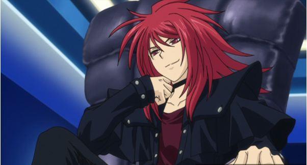 Cardfight!! Vanguard Ren anime shot