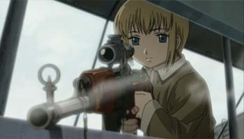 Henrietta Gunslinger Girl