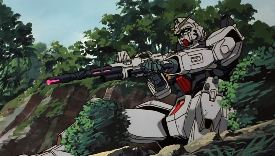 Mobile Suit Gundam: 08th MS Team - Taking the shot