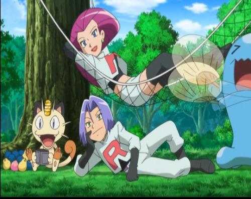 pokemon xy team rocket