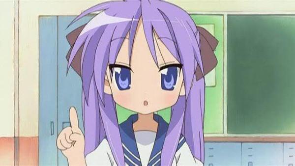 Lucky☆Star Kagami Hiiragi 03