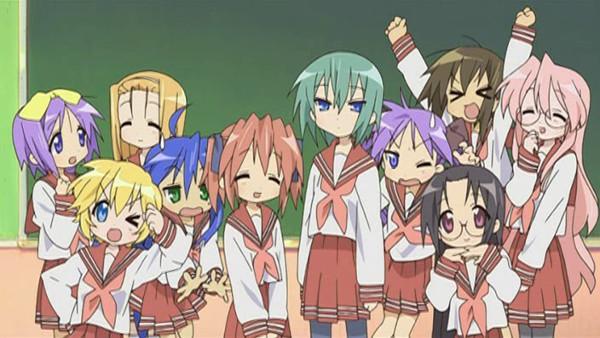 Lucky☆Star Cast