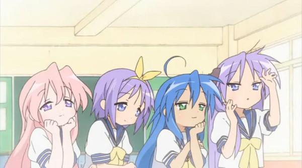 Lucky☆Star Cast 01