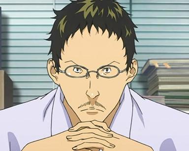 Bakuman Hisashi Sasaki