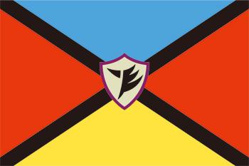 Cardfight!! Vanguard dragon empire flag