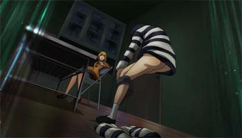 Hana Shocked Prison School
