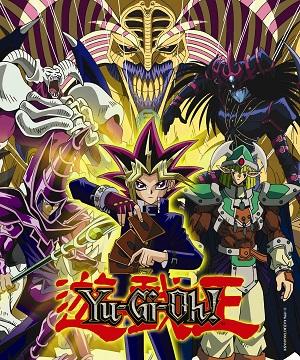 Cardfight!! Vanguard Yu☆Gi☆Oh! Duel Monsters yugi motto pose
