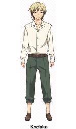 Boku wa Tomodachi ga Sukunai Kodaka Hasegawa