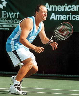 Prince of Tennis, Luke Jensen