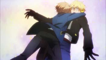 Hotaru Hug Masamune Aoharu X Kikanjuu