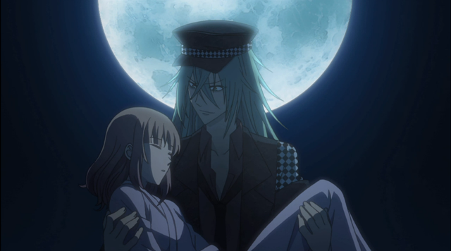 Amnesia - Ukyo and the Heroine