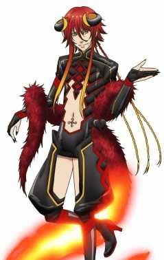 Kamigami no Asobi: Loki