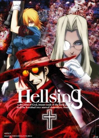 Claymore Hellsing