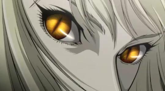 Claymore Yoki Eyes