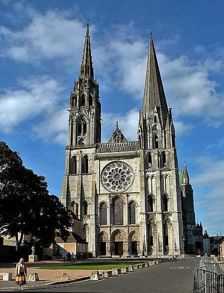 Claymore Chartres Cathedral