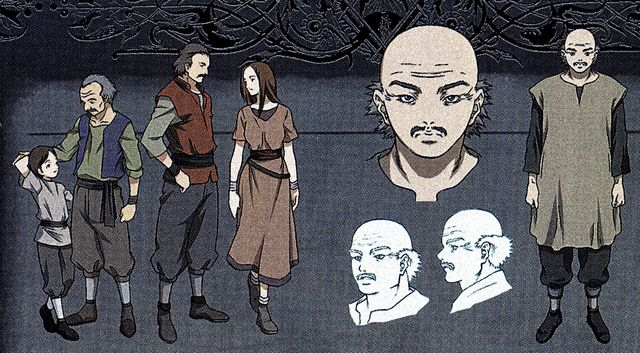 Claymore Humans