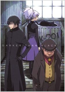 Hamatora The Animation Darker Than Black: Kuro no Keiyakusha
