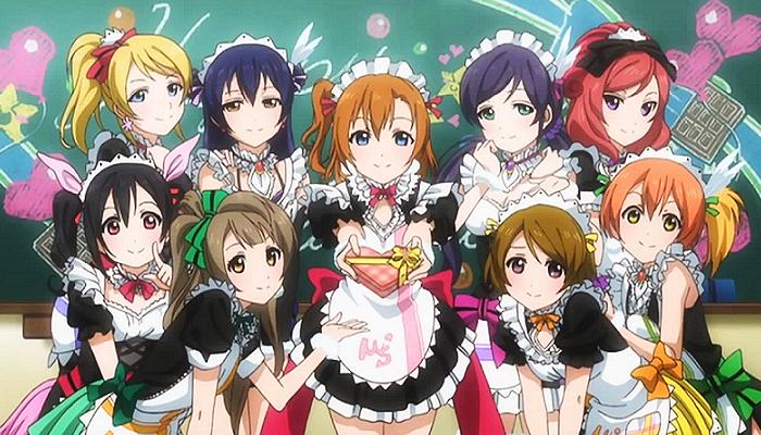 Love Live! School Idol Project - Maids