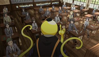 Linguistics - Assassination Classroom
