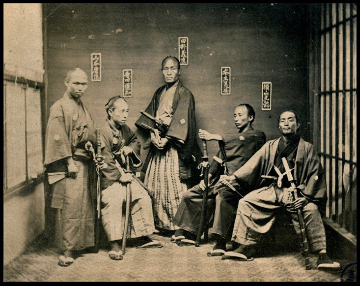 Gintama Real Samurai