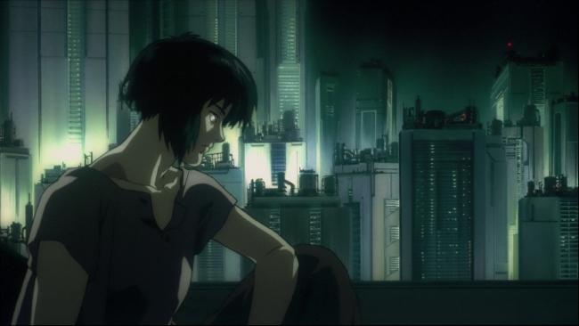 Ghost in the Shell Bayonetta: Bloody Fate
