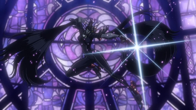 Bayonetta: Bloody Fate - Uniqueness
