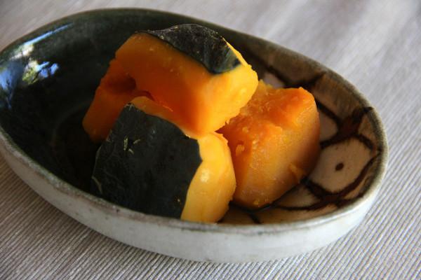 Autumn Japanese Foods Kabocha