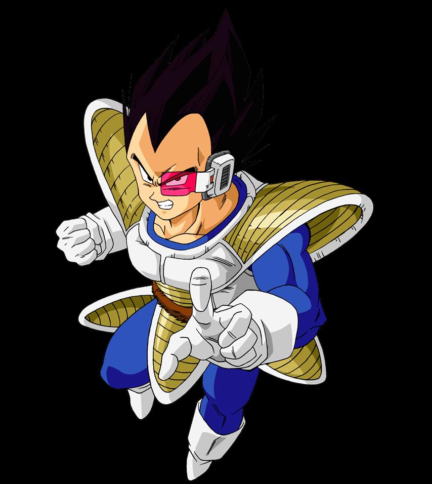 Dragon Ball Kai Vegeta