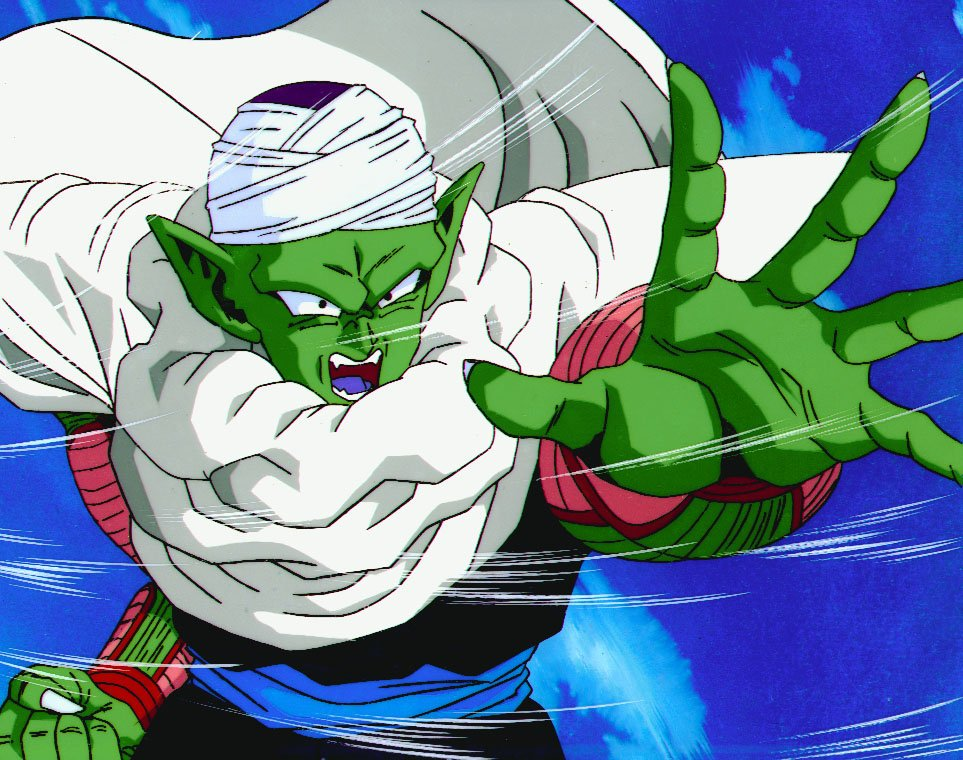 Dragon Ball Kai Piccolo