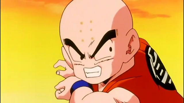 Dragon Ball Kai Krillin