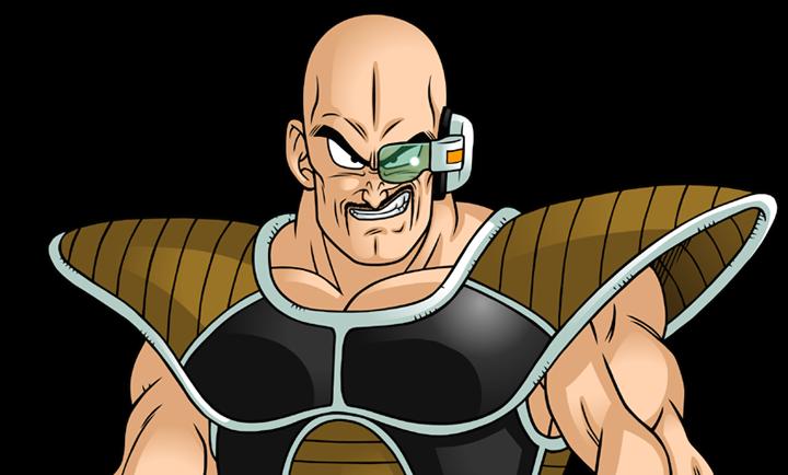Dragon Ball Kai Nappa