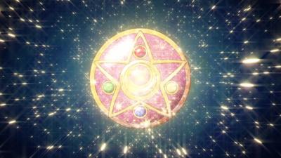 Bishoujo Senshi Sailor Moon: Crystal Usagi Tsukino/Sailor Moon new transformation