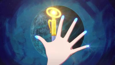 Bishoujo Senshi Sailor Moon: Crystal Ami Mizuno/Sailor Mercury new transformation