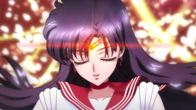 Bishoujo Senshi Sailor Moon: Crystal Rei Hino/Sailor Mars new transformation