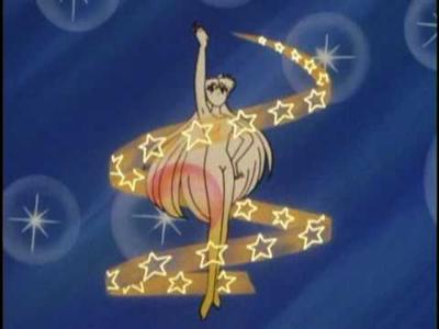 Bishoujo Senshi Sailor Moon: Crystal Minako Aino/Sailor Venus old transformation