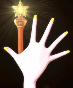 Bishoujo Senshi Sailor Moon: Crystal Minako Aino/Sailor Venus new transformation