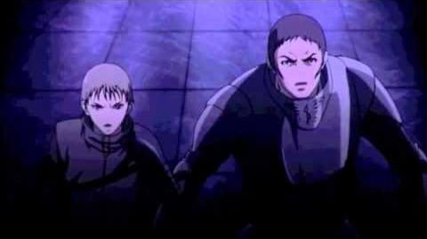 Claymore Galk and Sid
