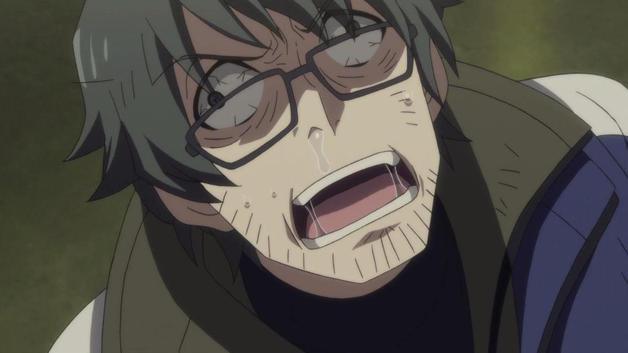 Classroom☆Crisis Yuji breaks