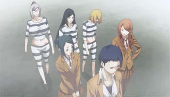 Hana Meiko Mari Prison School