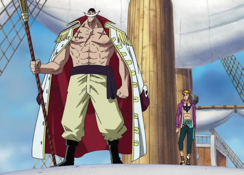 One Piece - Whitebeard