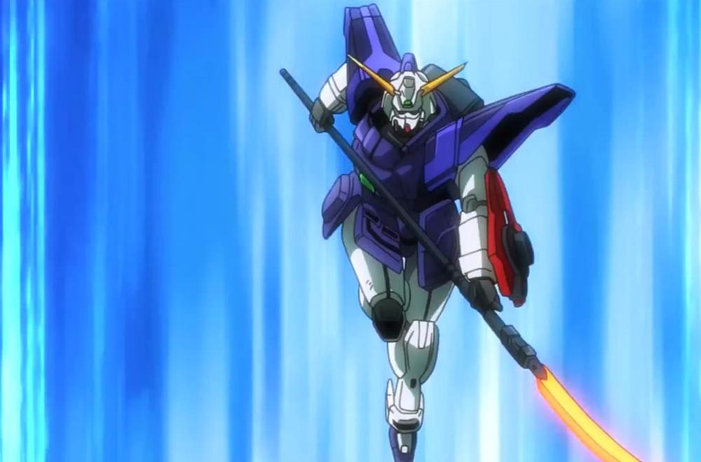 G Gundam - Rising Gundam