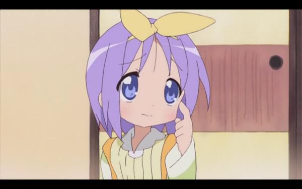 Lucky☆Star Tsukasa Hiiragi