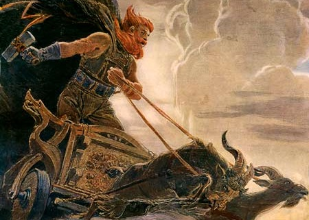 Kamigami no Asobi:Thor N