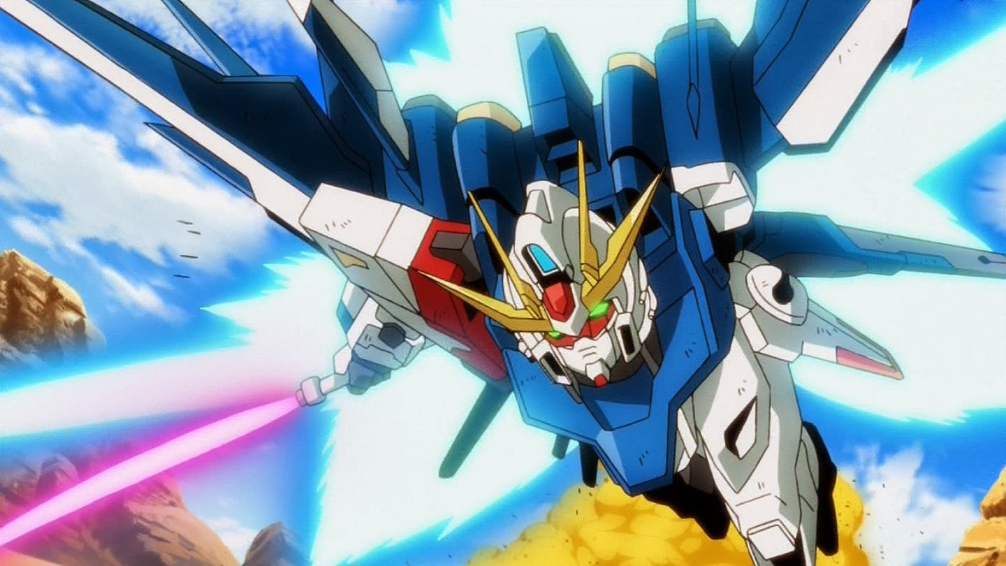 Gundam Build Fighters 2