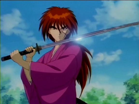 Rurouni Kenshin - Kenshin