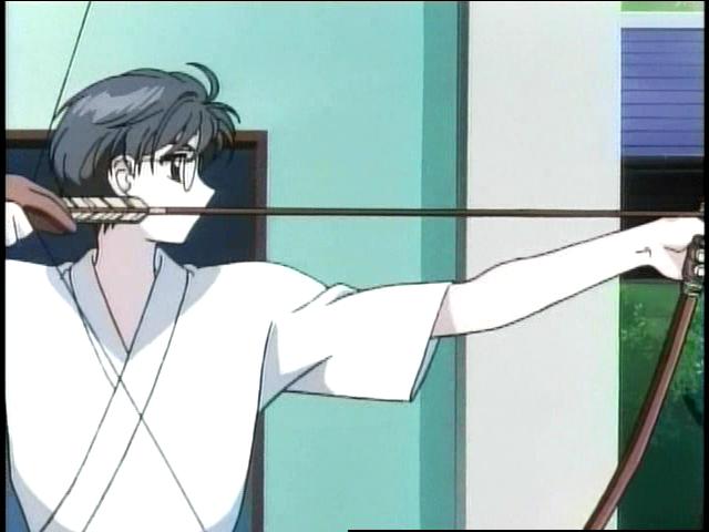 Cardcaptor Sakura - Kyudo