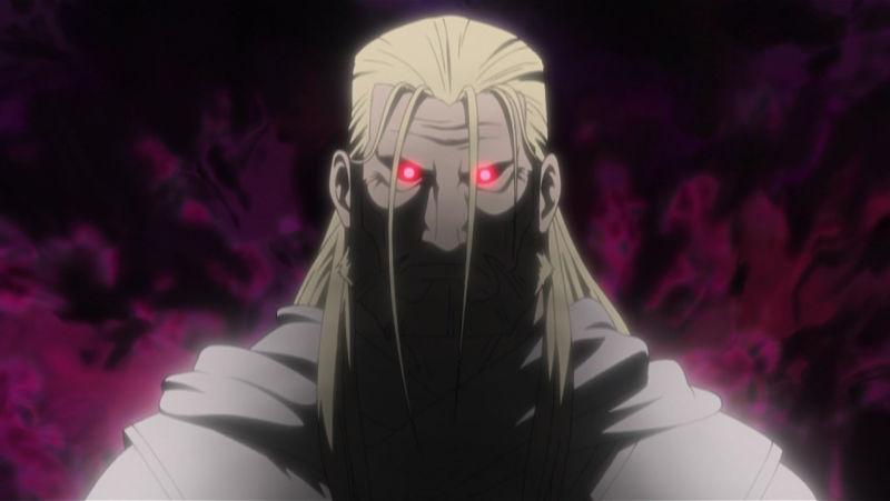 fullmetal alchemist father